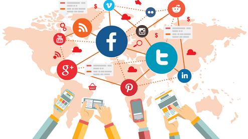 اهمیت شبکه های اجتماعی در دنیای مارکتینگ