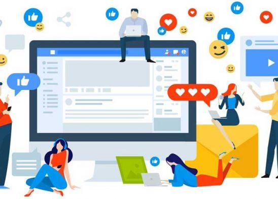 کمپین شبکه های اجتماعی