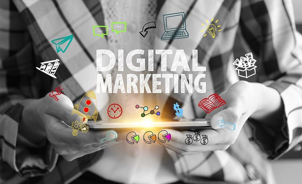 بازاریابی دیجیتال موثرترین روش در تبلیغات