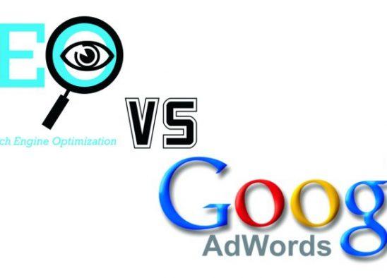 تفاوت سئو و گوگل ادوردز