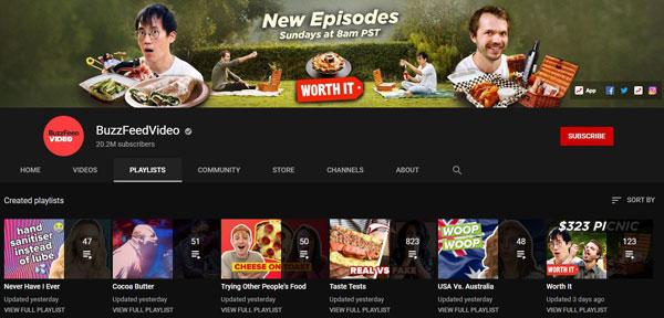 چرا یک برند باید چند کانال یوتیوبی مجزا داشته باشد؟