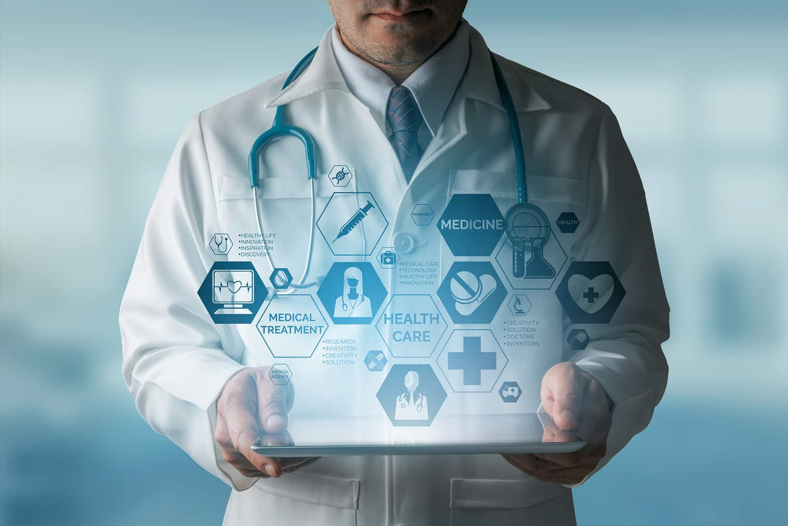 رونق کسب و کار پزشکان به کمک بازاریابی دیجیتال