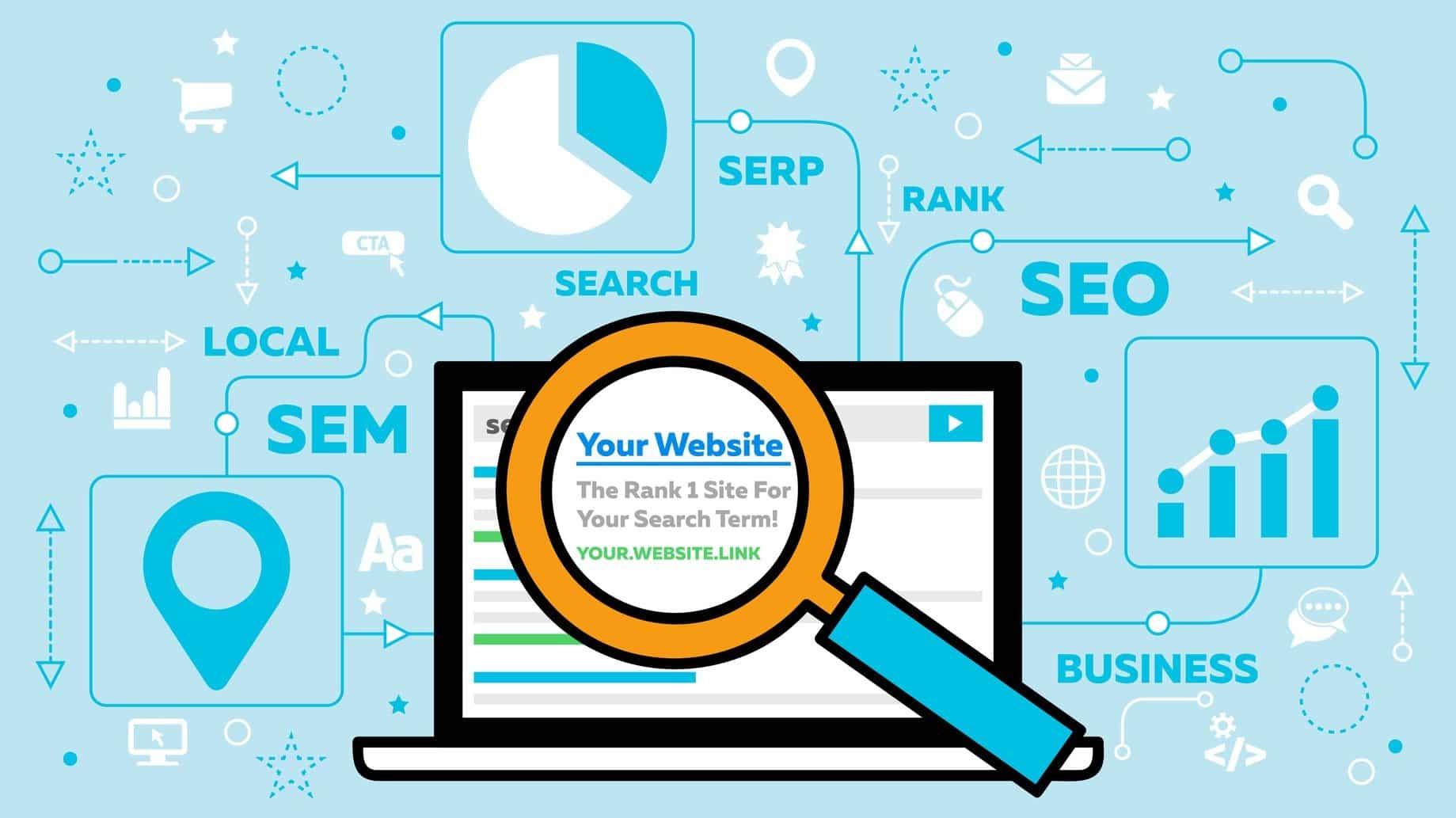 6 تصور غلط در سئو درباره ویژگیهای صفحه نتایج موتور جستجو (SERF) گوگل